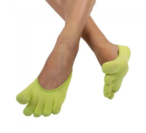 ToeToe Tåsokker Med Gele, Grøn
