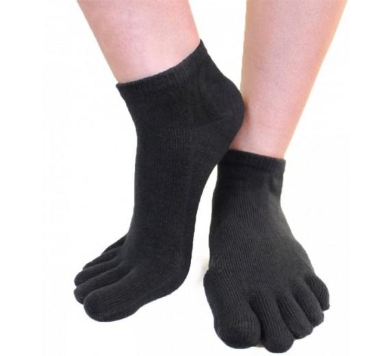 Ankel Tåsokker, ToeToe Essential Anklet Sort