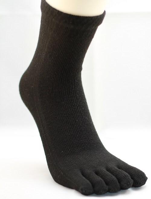 Billige tåsokker, 5 finger sokker, toesocks